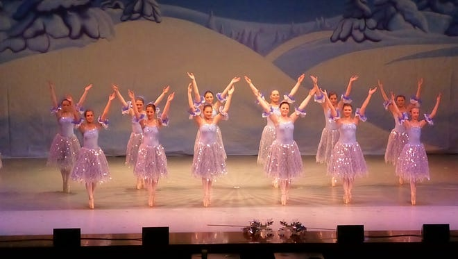 The Dance Company will stage its 36th rendition of The Nutcracker with performances beginning Nov. 28.