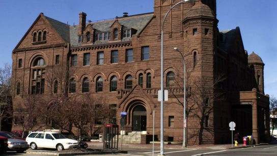 Rochester City Hall, 30 Church Street.