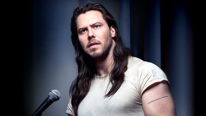 Andrew W.K. will appear at Arden's Gild Hall in November as part of his 50-state tour.