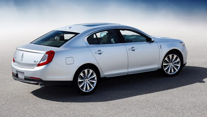 Lincoln MKS is on the way  out