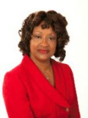Melba Moore, health commissioner and acting director