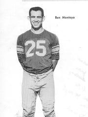 Ben Montoya played football at Coachella Valley High School.