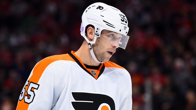 In his 74 games this season, Nick Schultz has been the steadiest Flyers defenseman.