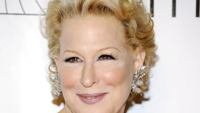 Better Midler's family foundation contributed to a gun-control super PAC.