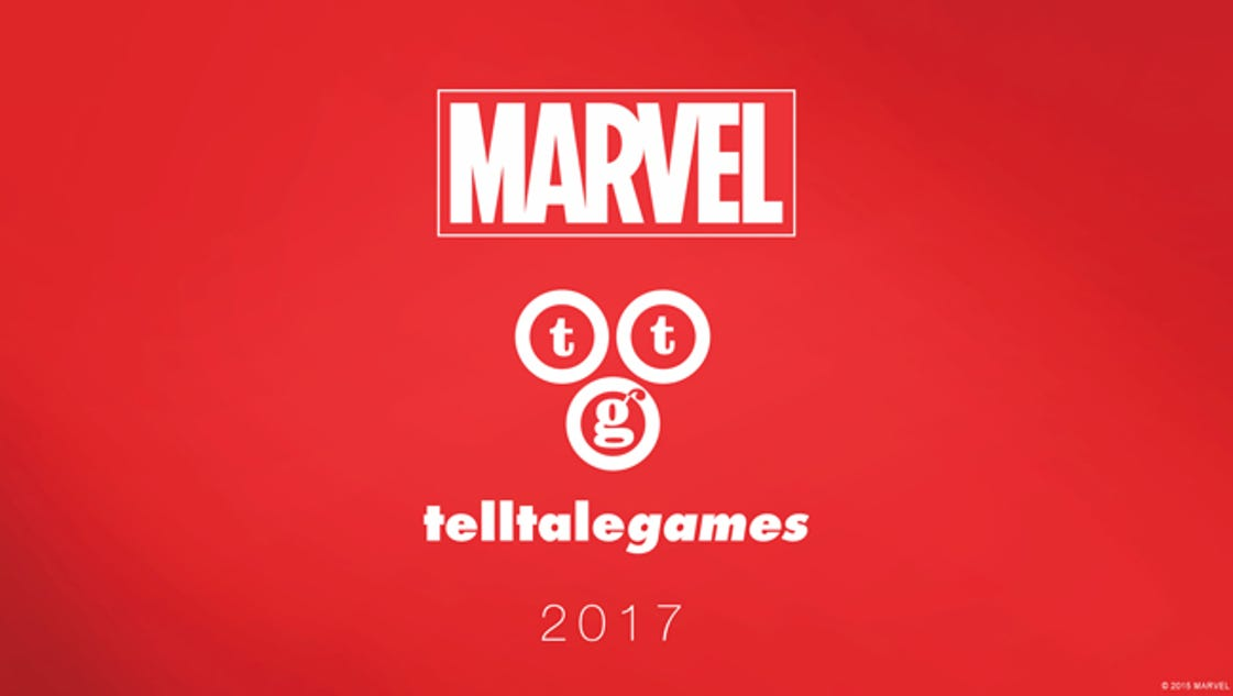 Telltale working with marvel on 2017 game