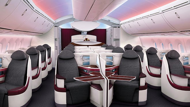 Rockwell Collins announced plans to acquire B/E Aerospace, which manufactures aircraft interiors.
