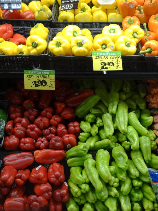 Daily Record Fresh Emporium Peppers