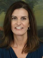 Kristen Knapp, director of communications, Florida