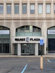 Village Plaza, a six-story office building, is under