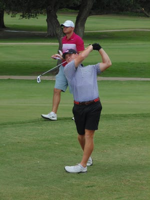 UL's Jack Tolson is shown in the State Am.