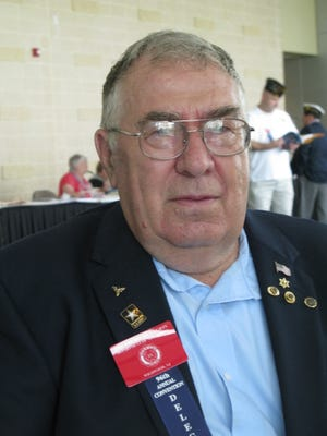 Veteran Herman Tepstra, of Sussex County, says he would not have wanted to be in a prisoner exchange for terrorists.