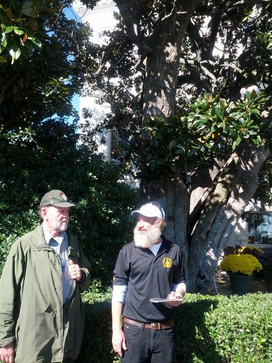 Scott Koepke with U.S. Park Service Employee.jpg