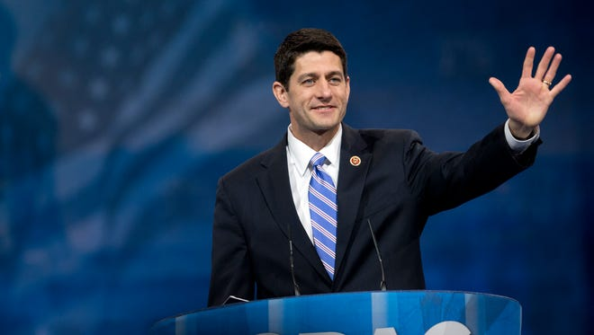 Rep. Paul Ryan, R-Wis., was first elected to the U.S. House in 1998.