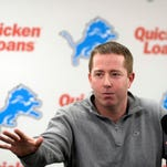 Detroit Lions' Bob Quinn vows to be diligent in NFL free agency