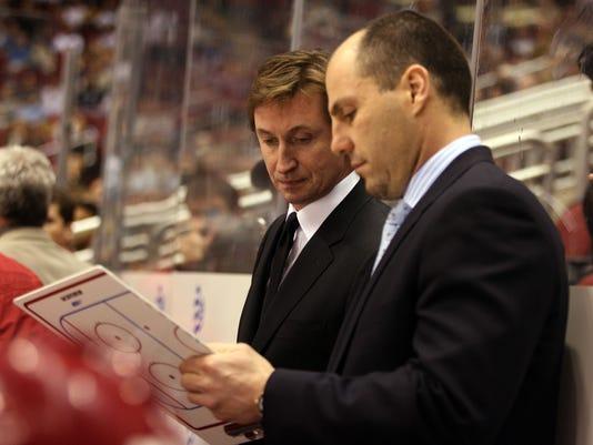 NHL 2-2-06: Los Angeles Kings at Phoenix Coyotes