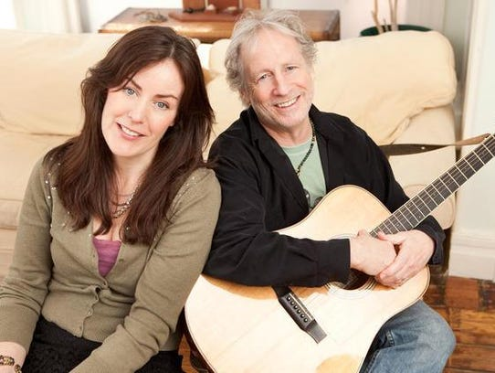 Terry Burns and Ron Kristy celebrate the holidays with