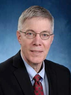 Dr. Frank Bourne, chief scientist and director of research and development for government communications systems at Harris Corporation.