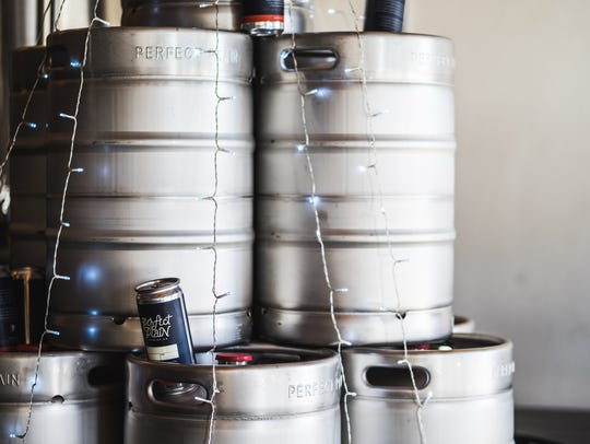 Perfect Plain Brewing, Co. is located at 50 E Garden