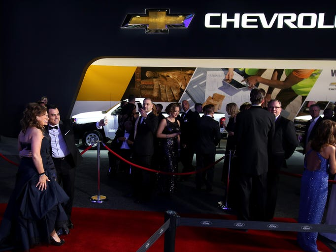 2016 detroit auto show charity preview gallery 2 for Charity motors auction in detroit mi