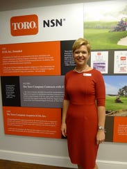 Inger Nordby, National Support Network Manager for