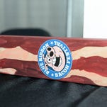 The sent and spirit of bacon filled Johnny's Hall of Fame for the 2015 Bacon Queen contest on Thursday night 1/29/15.