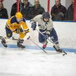 Pre-regional hockey: Port Huron Northern charges past Marysville, 4-0