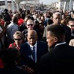 Selma bridge crossing marks milestone for civil rights