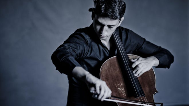 Narek Haknazaryan, cellist, will perform at Wharton on Tuesday, Nov. 7, with the Moscow State Symphony Orchestra.