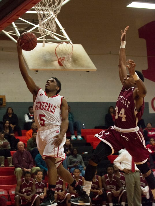 Boys Basketball: Lee vs. Prattville