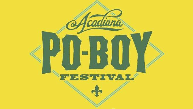 Acadiana Po-Boy Festival will return April 1, 2017.