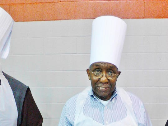 Clarence Boone was one of the most popular Alpha Chefs at the 2015 inaugural event.