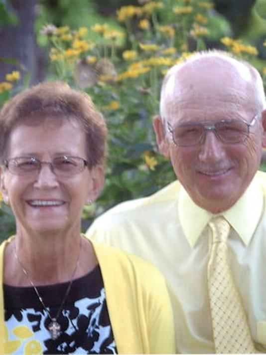 Anniversaries: Bob Rabenberg & Bonnie Rabenberg