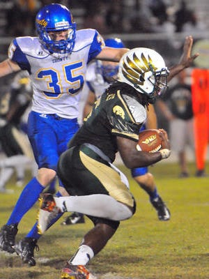 Trevor Merritt was among several talented Viera returners this season.