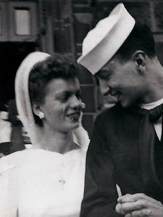 Anniversaries: John Sanger & Theresa Sanger