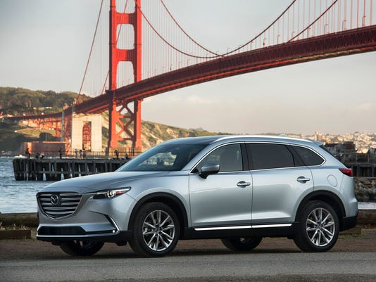 review: quality woes let sporty mazda cx-9 down