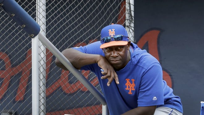 Hitting coach Chili Davis won't be with the Mets in person and instead will work with batters remotely as the team opens its training camp.