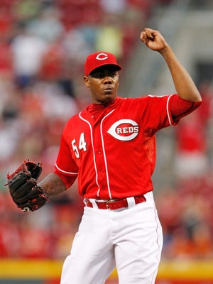 Aroldis Chapman owns a 2.32 ERA, 0.98 WHIP and has 430 strikeouts in 252 2/3 career major league innings.