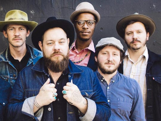 Nathaniel Rateliff and the Night Sweats will perform