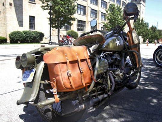 Harley-Davidson 0722