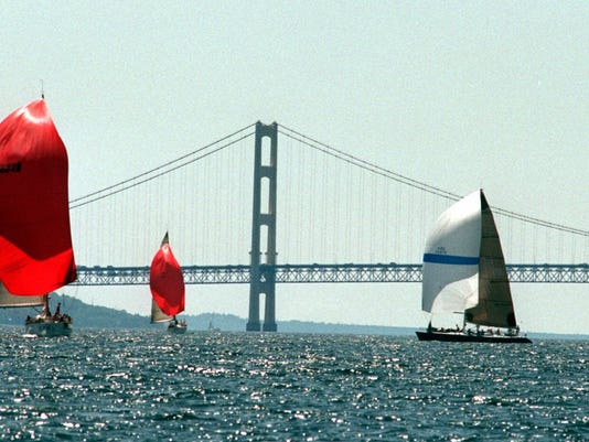 Chicago to Mackinac race