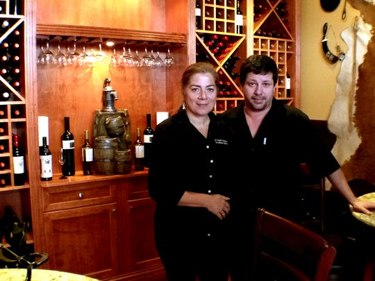 Rocio Navarrete and Mariano Maldonado opened El Gaucho Inca in Fort Myers in April 2011. They plan to launch a second location of the restaurant this fall in North Naples.