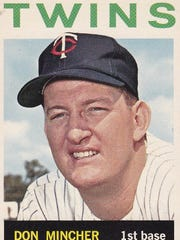 The 1964 Topps Don Mincher card that was a childhood heartbreak and an adult triumph for Phil Bolsta.