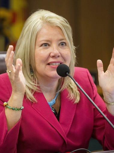 Former Arizona state Sen. Debbie Lesko, a Republican, is running for the 8th Congressional District seat left open when Rep. Trent Franks resigned. Her campaign turned in 3,086 signatures by the Jan. 10, 2018, deadline.