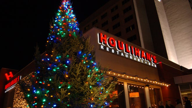 The Isabel's Tree Lighting will take place on Nov. 21 at the north Springfield Houlihan's location.