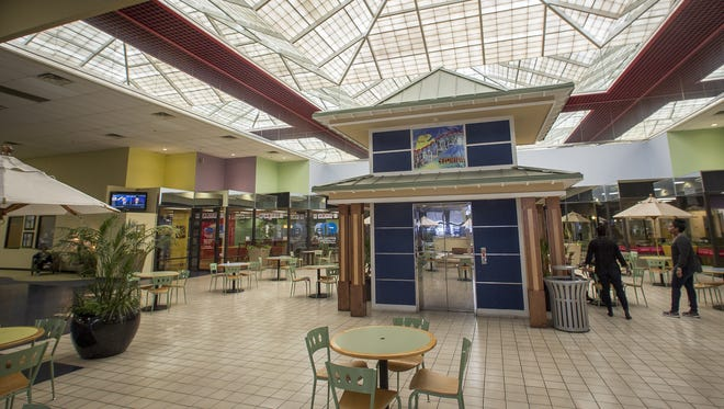 The nearly 500,000-square-foot Northwood Centre is located off North Monroe Street at the site of Tallahassee's first indoor mall, Northwood Mall.
