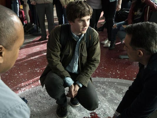 Why 'The Good Doctor' is fall TV's only breakout show