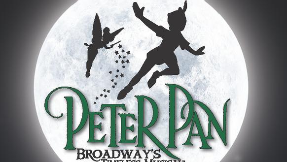 """""""Peter Pan"""" plays May 27-June 17."""