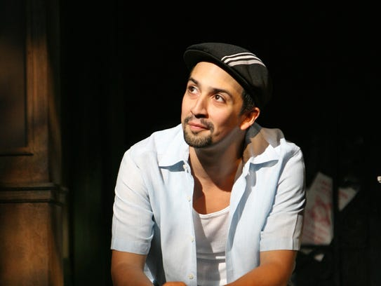 The NEA helped bring Lin-Manuel Miranda's first musical