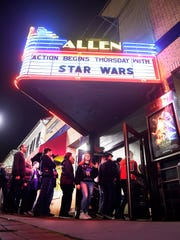 Four great rock bands will perform at the Allen Theatre this weekend.