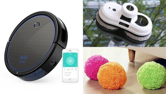 Spring cleaning is much easier with the right gadgets